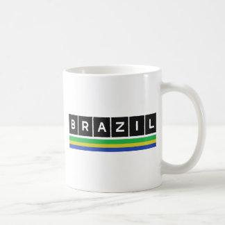Brazil Colors design! Coffee Mugs
