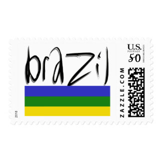 Brazil Colors! Postage