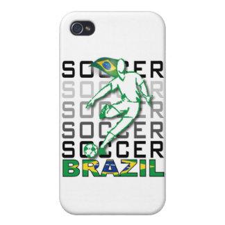 Brazil Copa America 2011 iPhone 4/4S Case