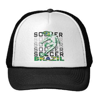 Brazil Copa America 2011 Trucker Hat
