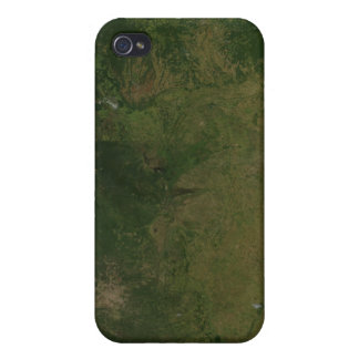 Brazil Cover For iPhone 4