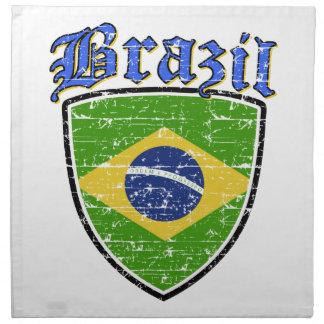 Brazil Designs Napkin