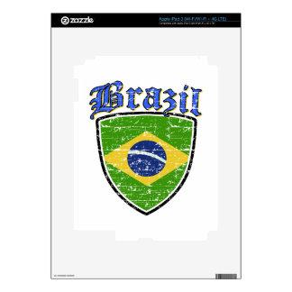 Brazil Designs Skins For iPad 3