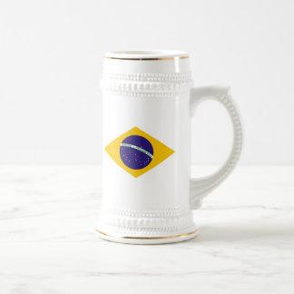 Brazil diamond - emblem of the Brazilian flag Coffee Mugs