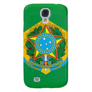 brazil emblem galaxy s4 cover