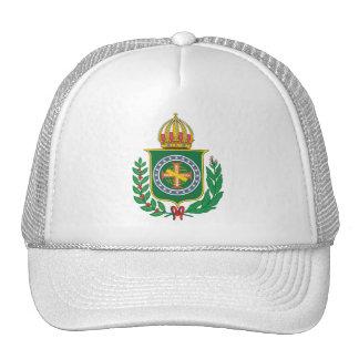 Brazil Empire Coat of Arms Trucker Hat