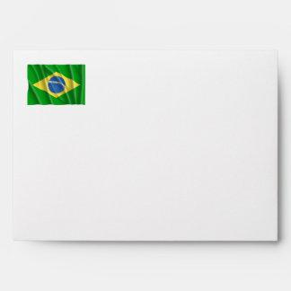 BRAZIL ENVELOPES