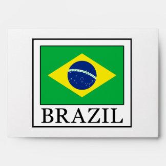Brazil Envelope