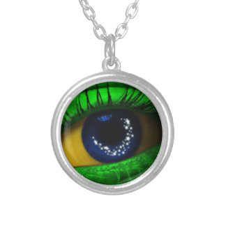 Brazil Falg Custom Jewelry