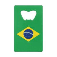 Brazil flag Bottle Opener Beautiful