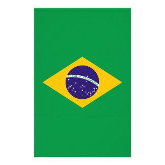 Brazil flag Brazilian Stationery