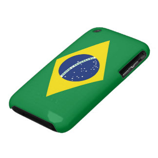 Brazil Flag Case-Mate iPhone 3 Cases