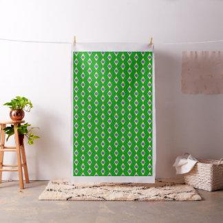 Brazil Flag Fabric