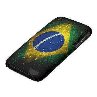 Brazil Flag Firework iPhone 3 Case-Mate Cases