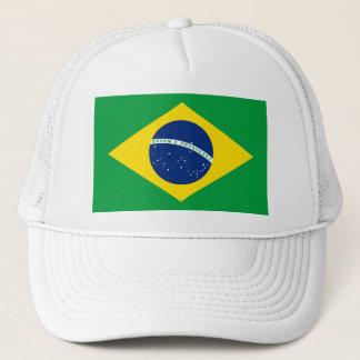 Brazil Flag Hats