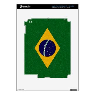 BRAZIL FLAG iPad Skin