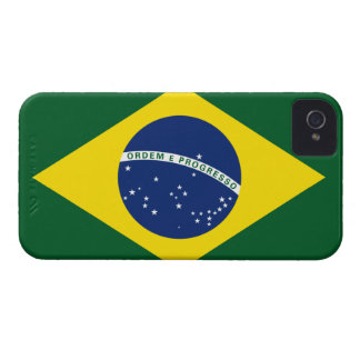 Brazil flag iPhone 4 cover