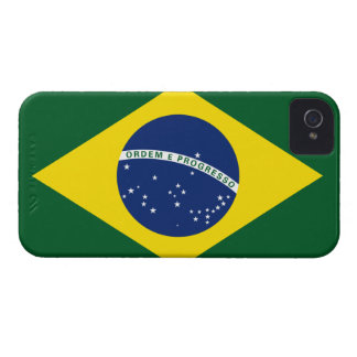 Brazil flag iPhone 4 covers