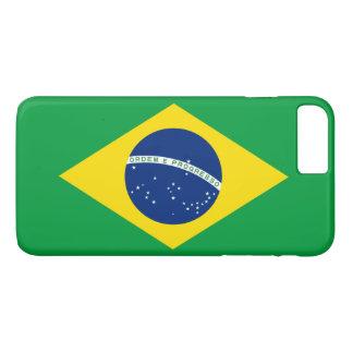 Brazil Flag iPhone 8 Plus/7 Plus Case