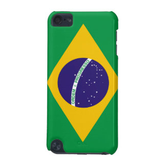 Brazil Flag iPod Touch (5th Generation) Case