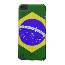 Brazil Flag iPod Touch Speck Case