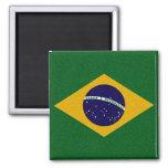 BRAZIL FLAG Magnet Fridge Magnets