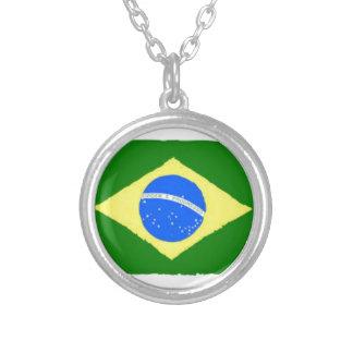 Brazil Flag Custom Jewelry