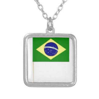 Brazil Flag Pendants