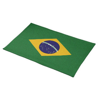 BRAZIL FLAG Placemat