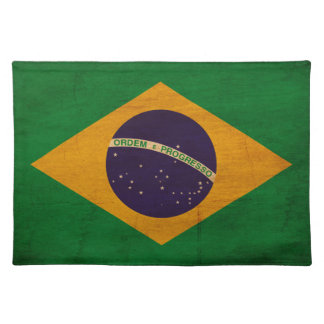 Brazil Flag Placemats
