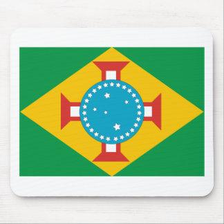 Brazil Flag Proposal (1908) Mousepad