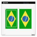 Brazil Flag Skins For Kindle Fire