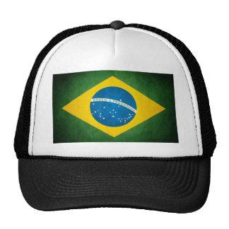 Brazil Flag Trucker Hat