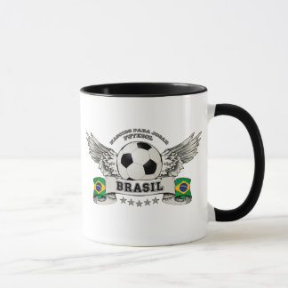 Brazil Football National Team Supporter mug