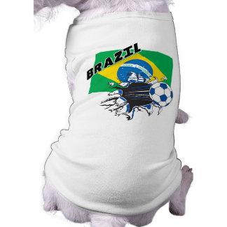 Brazil Futbol Soccer Shirt