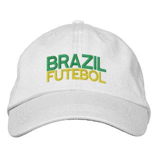 BRAZIL FUTEBOL hat
