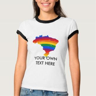 BRAZIL GAY PRIDE T-Shirt