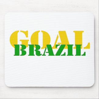 Brazil - Goal Mouse Pad