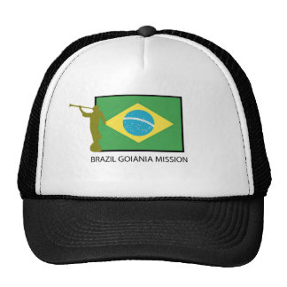 BRAZIL GOIANIA MISSION LDS HAT