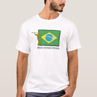 BRAZIL GOIANIA MISSION LDS T-Shirt