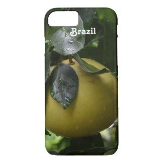 Brazil Grapefruit iPhone 8/7 Case