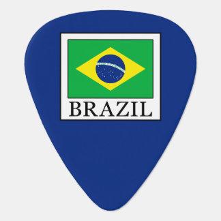 Brazil Guitar Pick