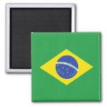 Brazil High quality Flag Magnets