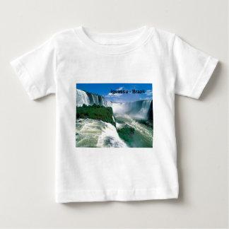 Brazil Iguassu Falls (St.K.) Baby T-Shirt