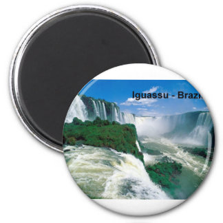 Brazil Iguassu Falls (St.K.) Magnet