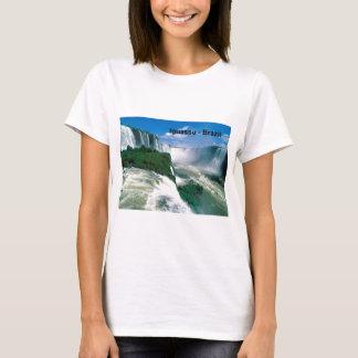 Brazil Iguassu Falls (St.K.) T-Shirt