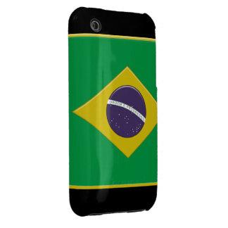 Brazil Iphone 3/3GS Case-Mate Case iPhone 3 Case-Mate Case