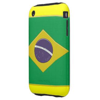 Brazil Iphone 3G/3GS Case-Mate Case iPhone 3 Tough Case