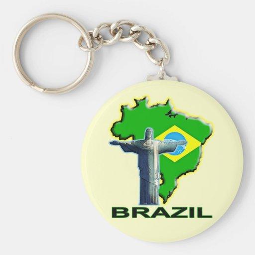 Brazil Key Chains