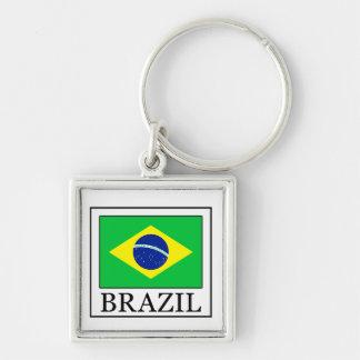 Brazil Keychain